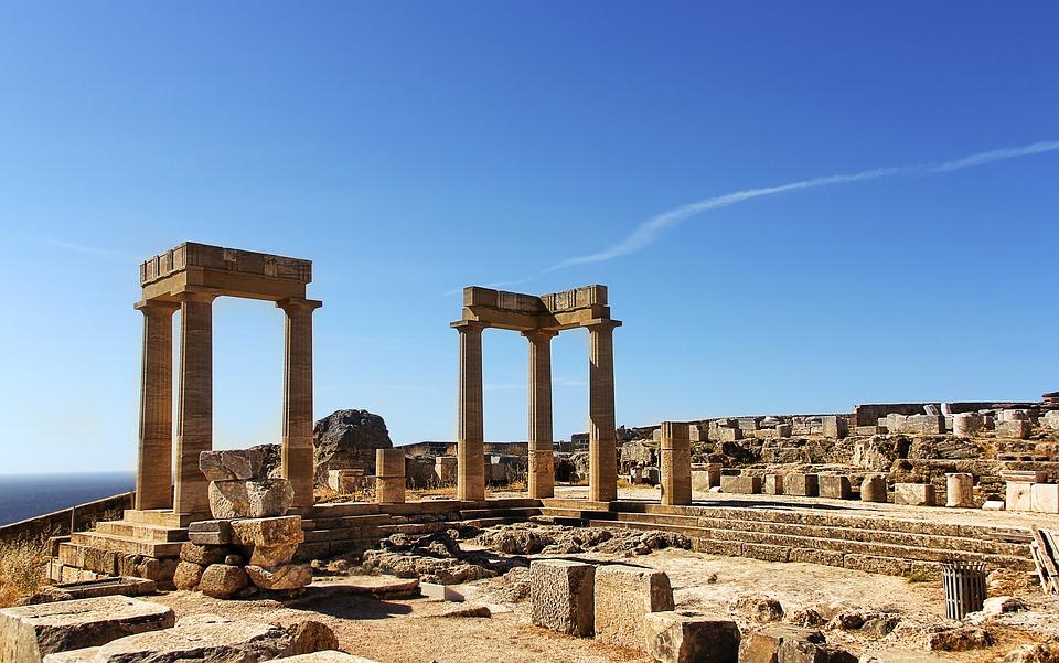 Akropolis Griekenland