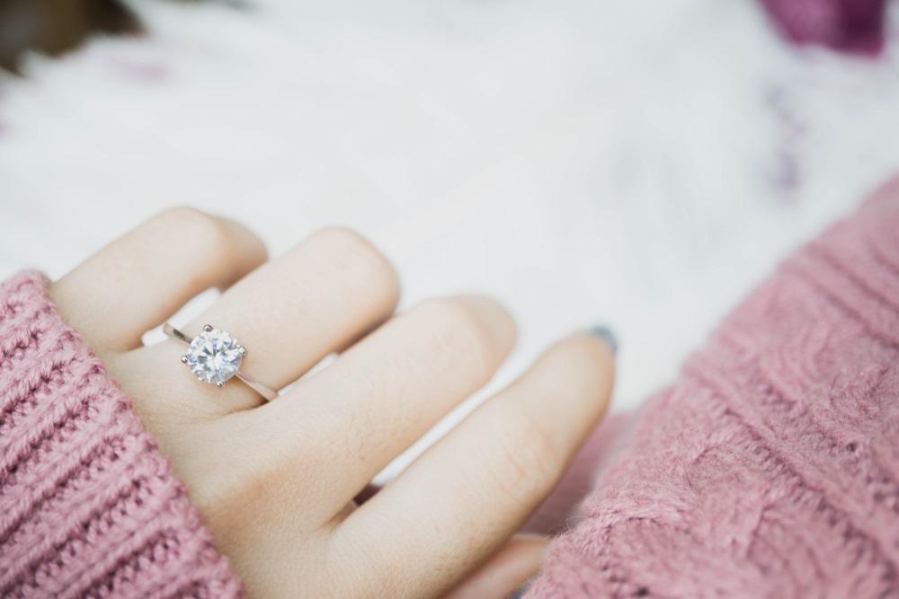 Diamant of edelsteen
