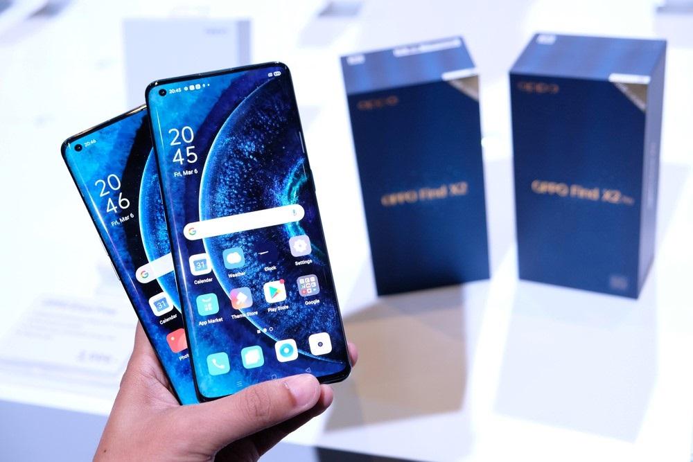 de beste high-end smartphones van het moment